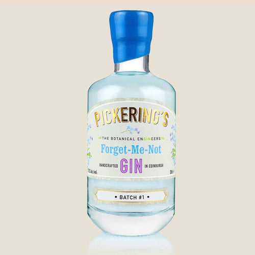 Limited Edition Forget-Me-Not Gin - La Di Da Interiors