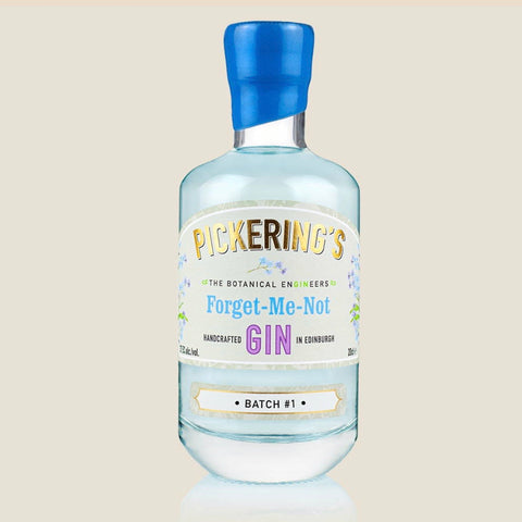 Limited Edition Forget-Me-Not Gin