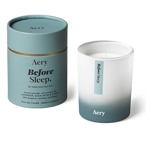 Before Sleep Candle by Aery