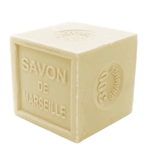 Savon De Marseille natural soap cube 300g