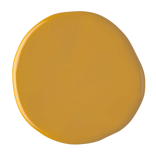 hive yellow cornish milk mineral paint