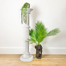 Load image into Gallery viewer, Refinished Antique Plant stand