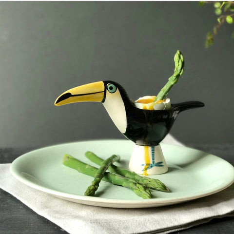 Toucan Eggcup
