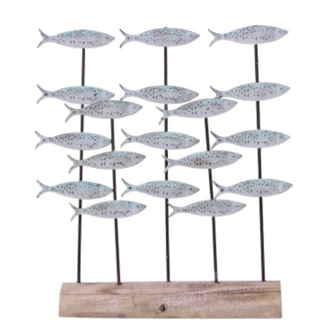 Fish Shoal Decorative Ornament
