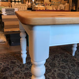Fenella the Farmhouse Dining Table Seats 4 - La Di Da Interiors