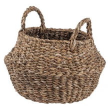 Charger l'image dans la galerie, Seagrass Belly Basket