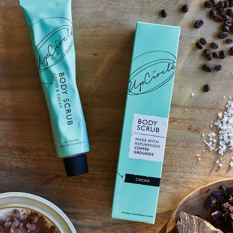 UpCircle Coffee Body Scrub with Cacao - La Di Da Interiors