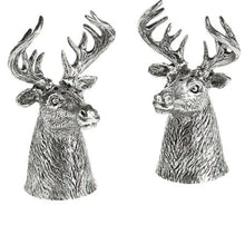 Charger l'image dans la galerie, Stags Head Salt & Pepper Cruet Set - La Di Da Interiors