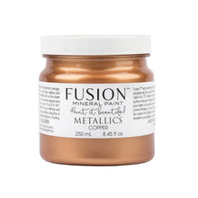 Load image into Gallery viewer, Fusion Mineral Paint Metallic Copper 250ml