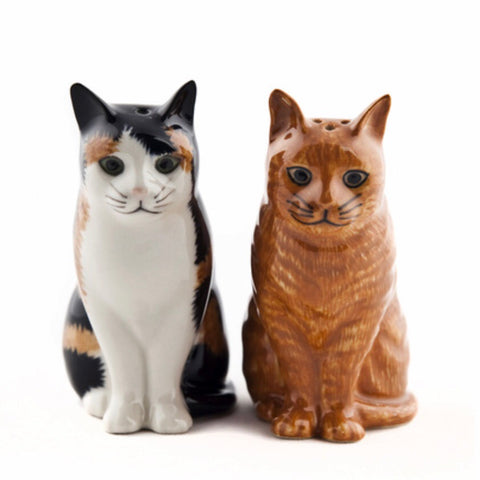 Cat Salt & Pepper Cruet