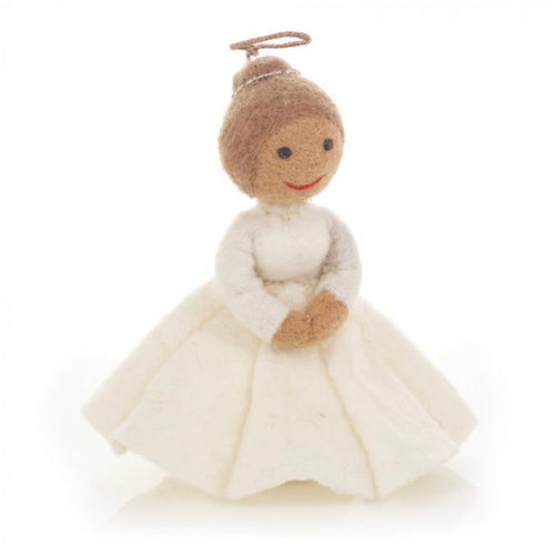 Christmas Angel Felt tree topper
