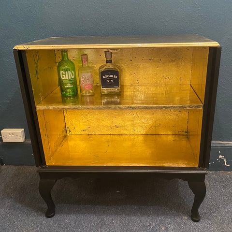 Queenie the Cocktail cabinet upcycled and fabulous - La Di Da Interiors