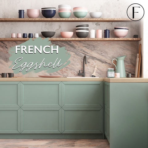 French Eggshell Fusion Mineral Paint