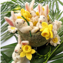 Load image into Gallery viewer, Delilah Easter Bunny Hanging Decoration