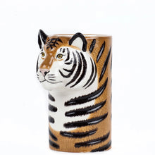 Load image into Gallery viewer, Tiger Utensil Pot