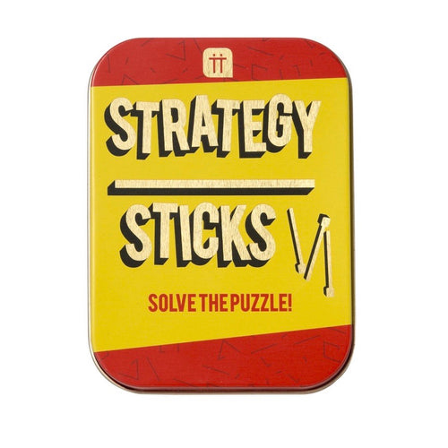 Strategy Sticks Game in a tin - La Di Da Interiors