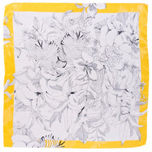 Load image into Gallery viewer, Silk Scarf Orchids - La Di Da Interiors