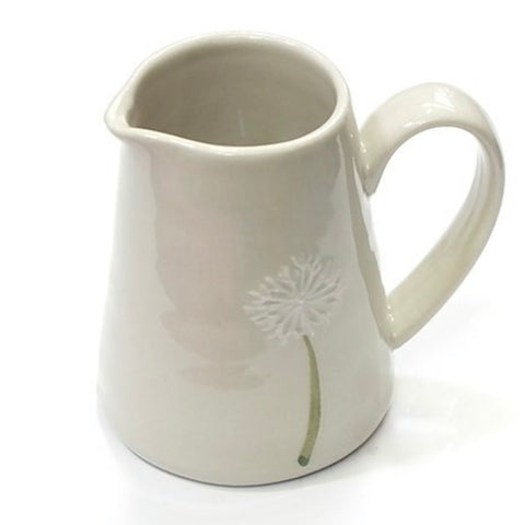 Flower Mini Jug - Dandelion, Buttercup & Bluebell