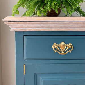 Seaside Blue Fusion Mineral Paint