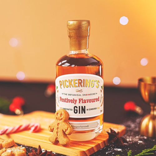 pickerings gingerbread gin