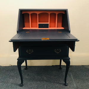 Bella Bureau in Midnight Navy SOLD - La Di Da Interiors