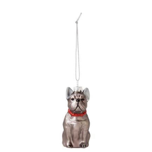 French bull dog Christmas Tree decoration - La Di Da Interiors