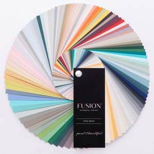 Fusion Mineral Paint Colour Fan Deck - La Di Da Interiors