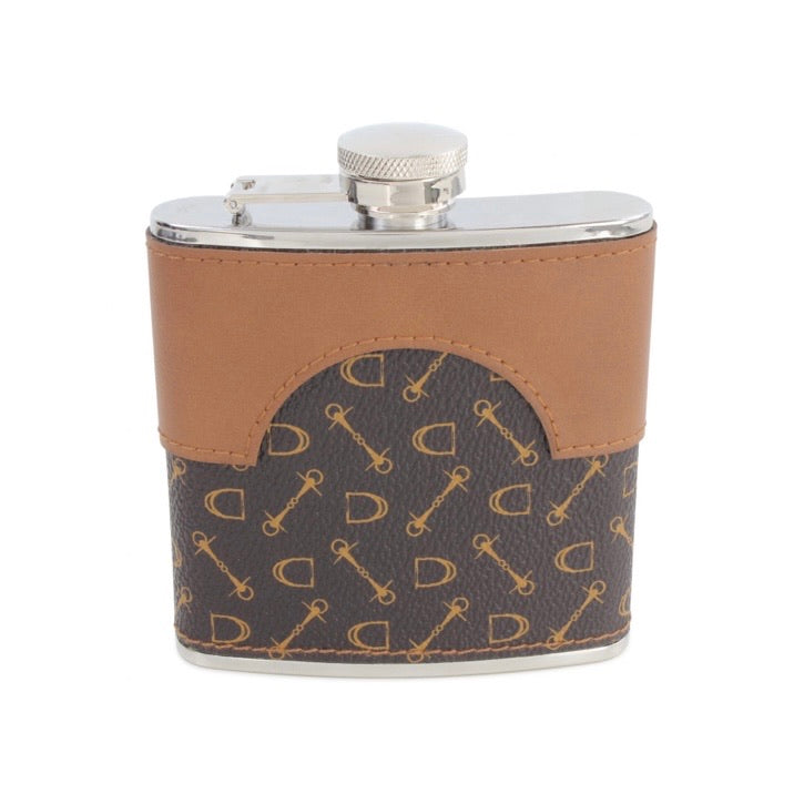 Equestrian Hip Flask