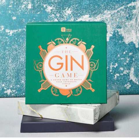 The Gin Game - board game for Gin lovers