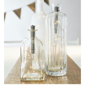 Bottle lights warm white - La Di Da Interiors