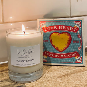 La Di Da Organic Scented Candles & Votives - La Di Da Interiors