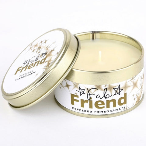 Fab Friend Candle Tin