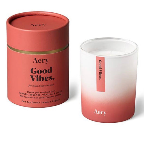 Good Vibes Candle by Aery - La Di Da Interiors