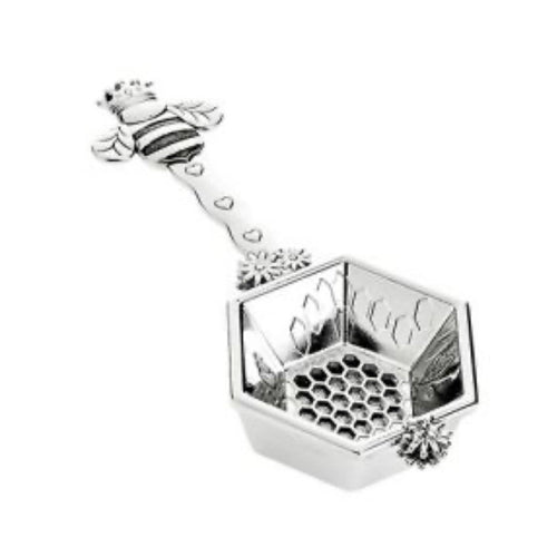 Queen bee tea strainer - La Di Da Interiors