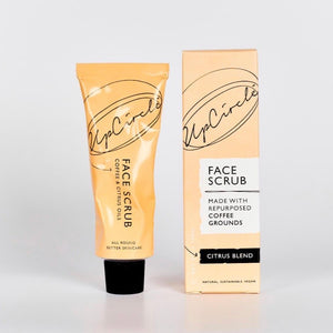 UpCircle Coffee Face Scrub Citrus Blend - La Di Da Interiors
