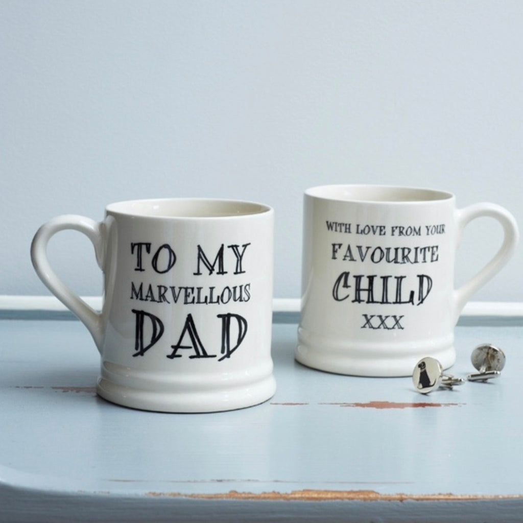 Marvellous Dad Mug - La Di Da Interiors
