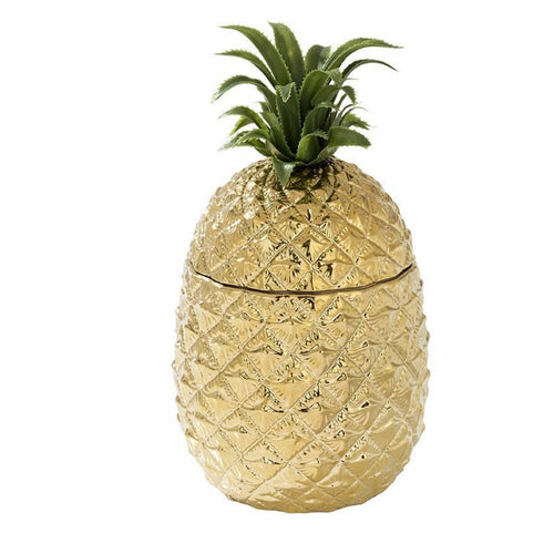 Pineapple ice bucket - La Di Da Interiors