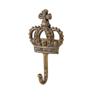 Gold Crown Hook