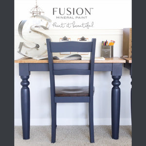 Midnight Blue Fusion Mineral Paint - La Di Da Interiors