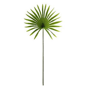 Palm Leaves set of 3 faux foliage