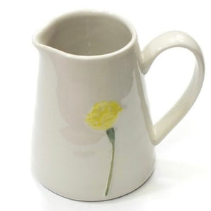 Flower Mini Jug - Dandelion, Buttercup & Bluebell - La Di Da Interiors