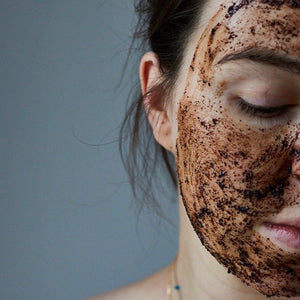 UpCircle Coffee Face Scrub Herbal Blend - La Di Da Interiors