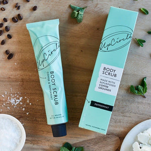 UpCircle Coffee Body Scrub with Peppermint - La Di Da Interiors