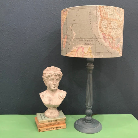 Online lampshade workshop