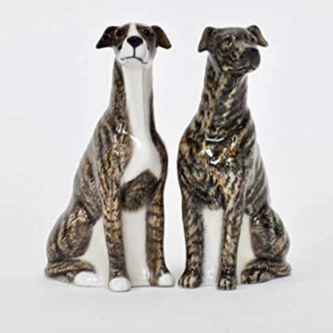 Lurchers Salt & Pepper Cruet by Quail