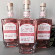 Load image into Gallery viewer, Summer Solstice Gin 50cl 37.5% Hibiscus Infused - La Di Da Interiors