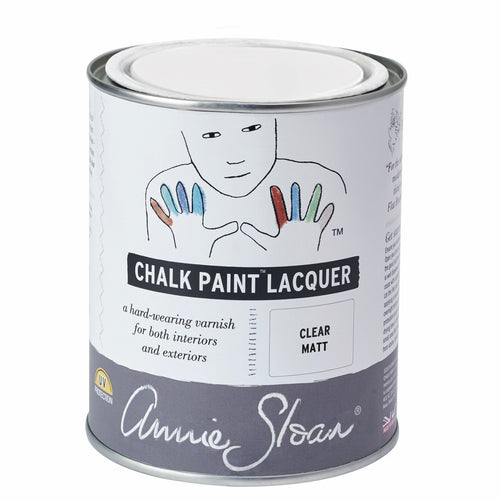 Chalk Paint Lacquer Matt & Gloss - La Di Da Interiors