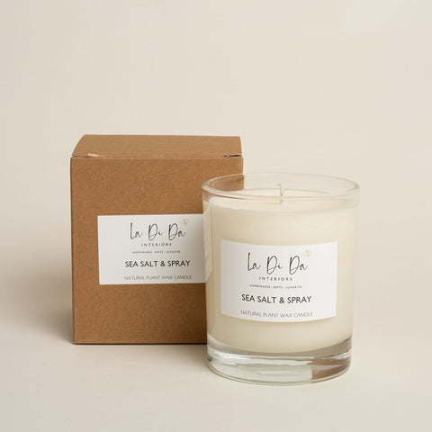 La Di Da Organic Scented Candles & Votives