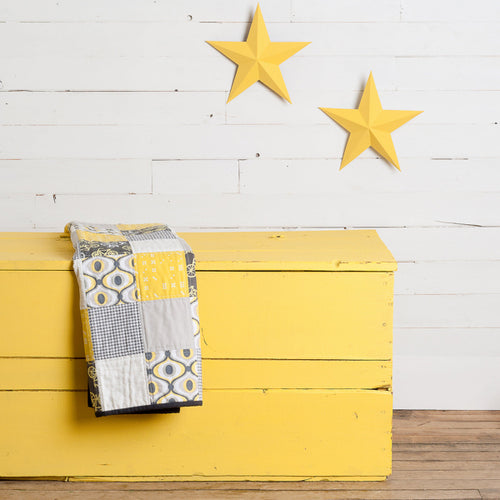 Little Star Yellow Fusion Mineral Paint - La Di Da Interiors