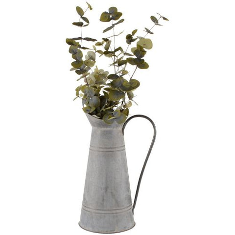 Zinc Pitcher Jug - La Di Da Interiors